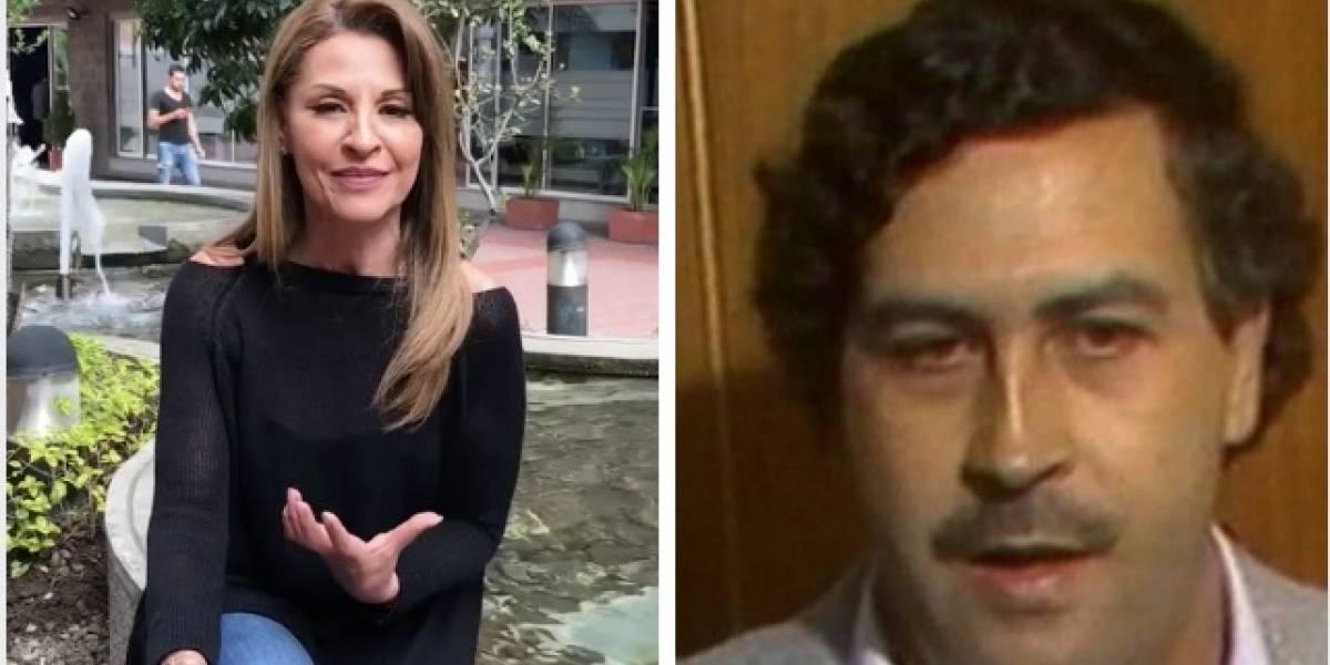 ¿Qué tipo de relación tuvieron Amparo Grisales y Pablo Escobar? Esto dijo la viuda del narcotraficante