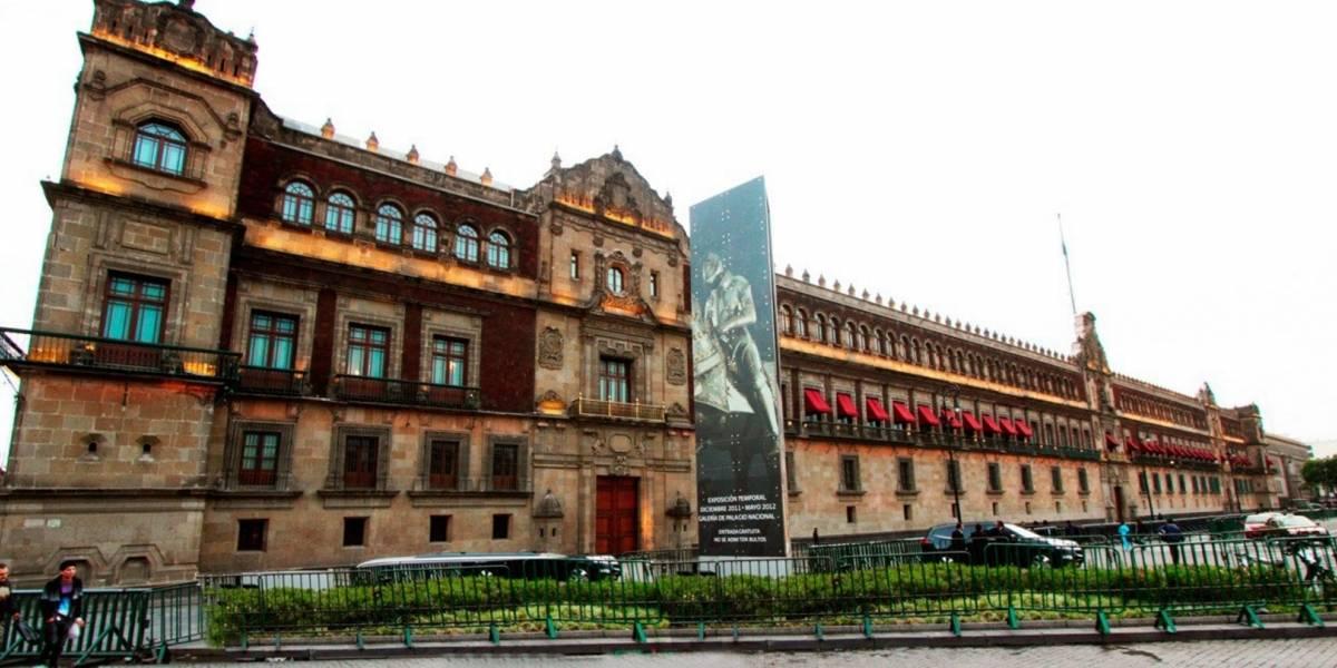 Palacio Nacional cierra sus puertas por corte de agua