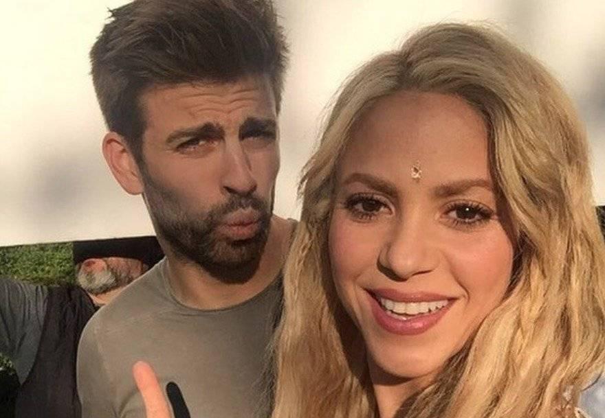 Shakira y Piqué Instagram