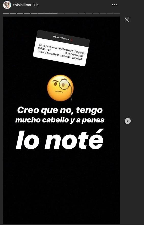 Respuestas de María García Instagram