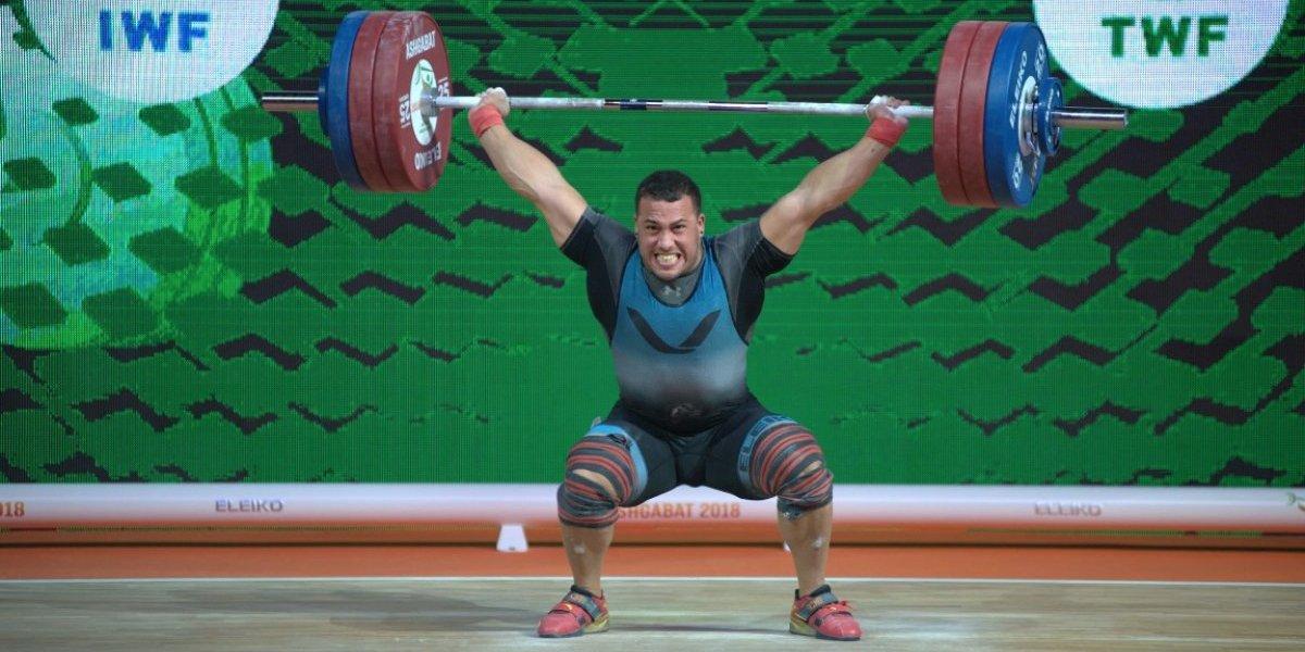 Arley Méndez se matricula con otra medalla: Los chilenos que han sido campeones mundiales