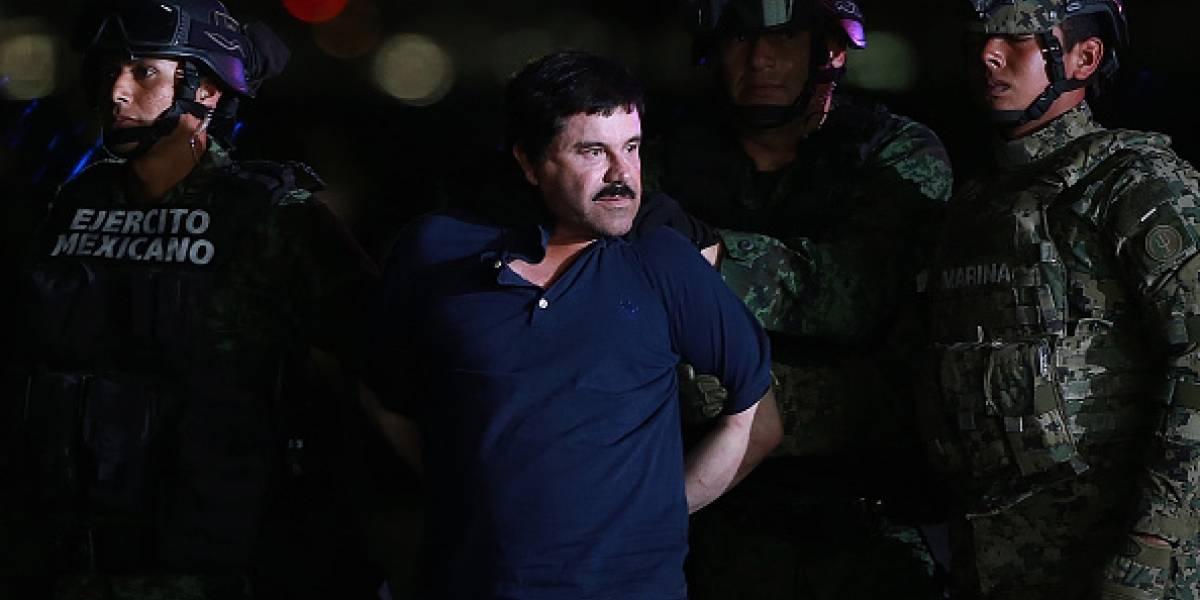"""El """"Chapo"""" Guzmán hace insólita petición al juez sobre su esposa"""