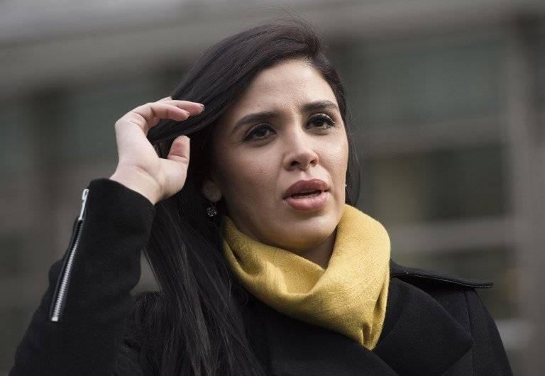 """Emma Coronel, esposa de Joaquín """"El Chapo"""" Guzmán"""