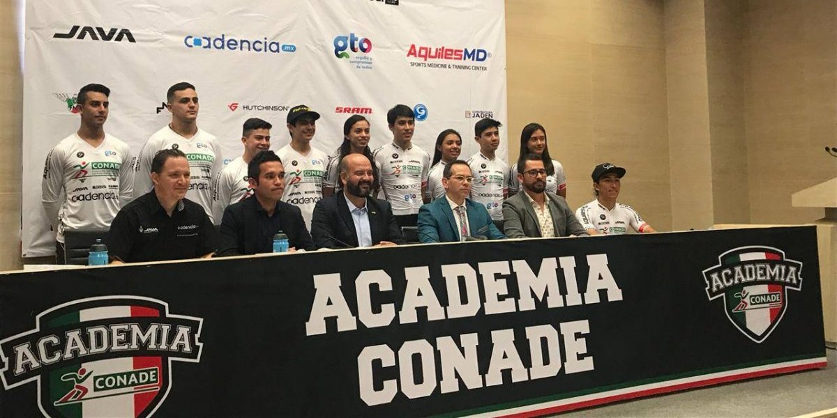 CONADE-CODE Gto Cadencia.mx Pro Cycling Team apuesta por el BMX y el Downhill