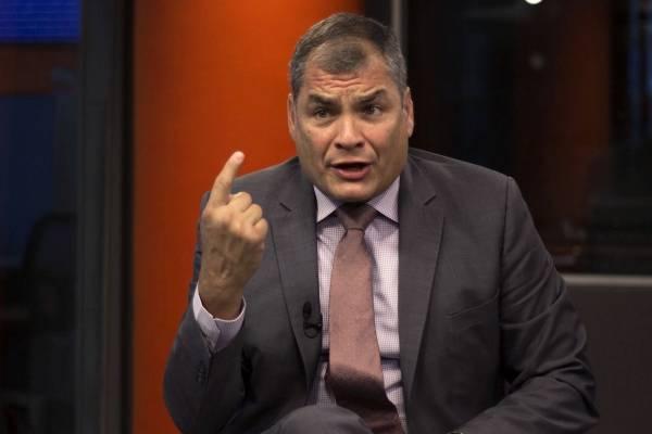 Rafael Correa se pronuncia por llamado a juicio por caso Balda