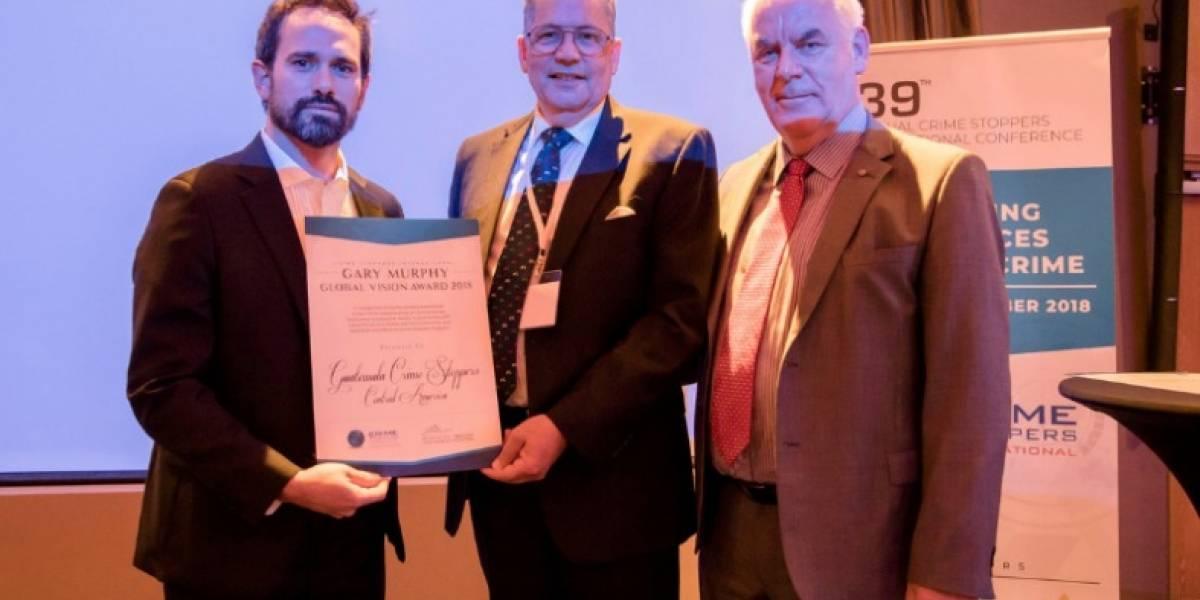 Programa que promueve la cultura de denuncia en Guatemala gana premio en Holanda