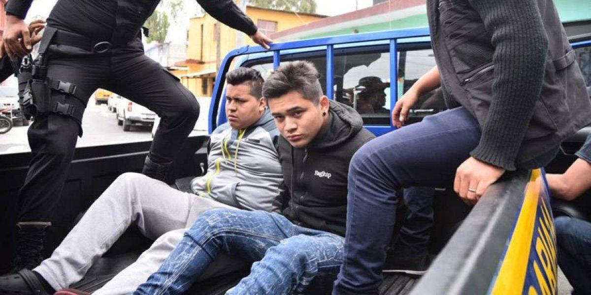 Decenas de detenidos en operativo antipandillas en la región