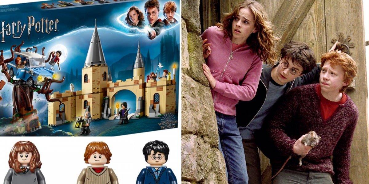 Harry Potter: Os melhores legos para fãs da saga