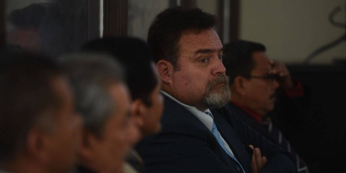 MP pide 25 años de prisión para exdirector de Presidios, Edgar Camargo