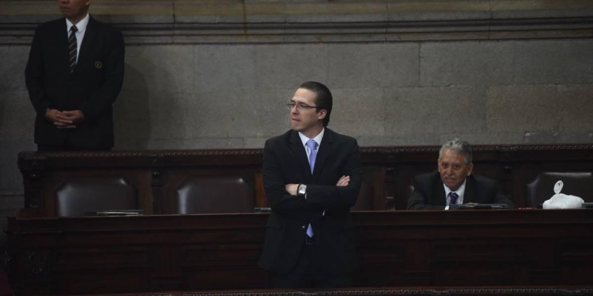 Juez pesquisidor recomienda no retirarle la inmunidad al diputado Felipe Alejos
