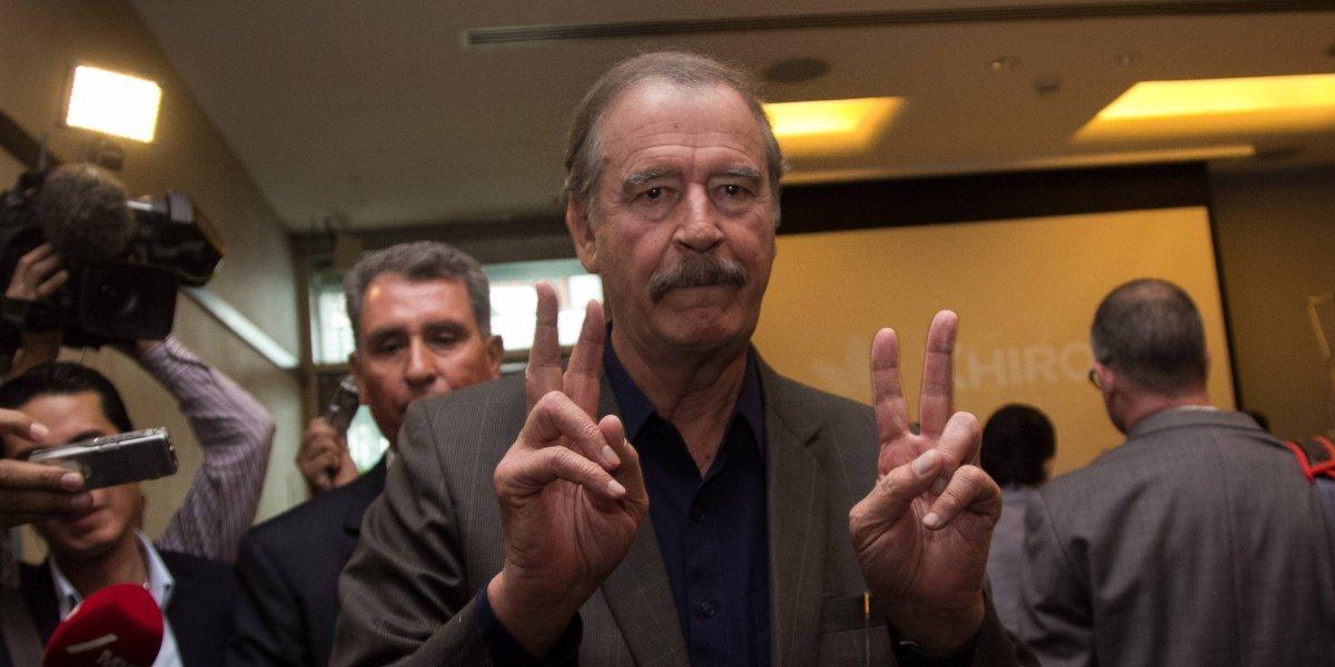 """""""Si es por el bien de México, renuncio a mi pensión"""": Vicente Fox"""