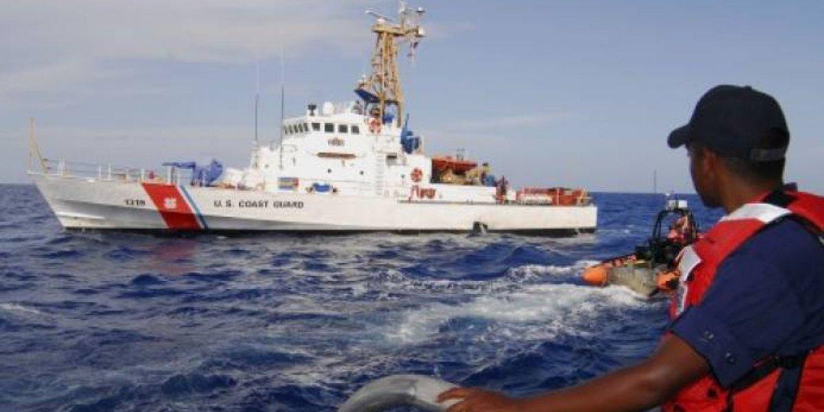 Guardia Costera en Puerto Rico devuelve a RD a 71 inmigrantes