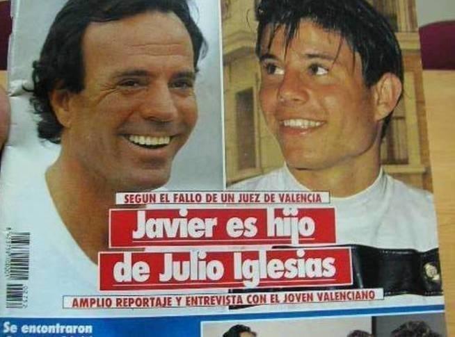 Demanda contra Julio Iglesias