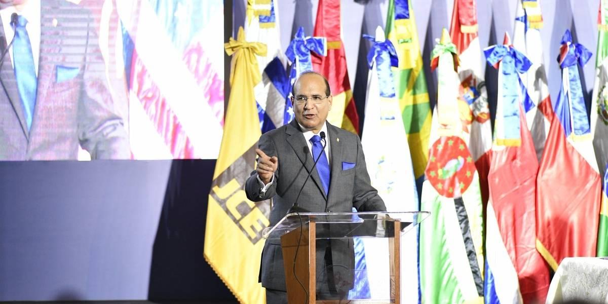Presidente de la JCE pide posponer al 2024 voto preferencial municipal