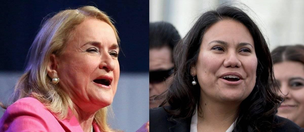 Latinas en el Congreso. AP