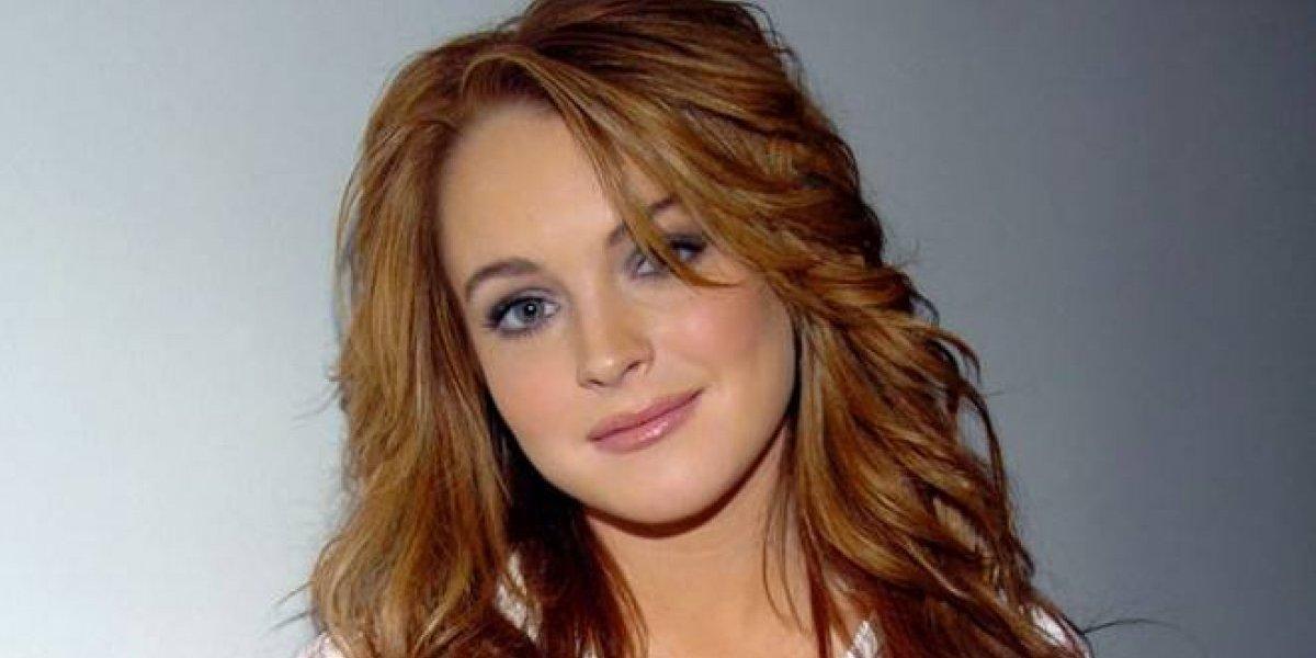 Foto de Lindsay Lohan provoca burlas por su aspecto físico