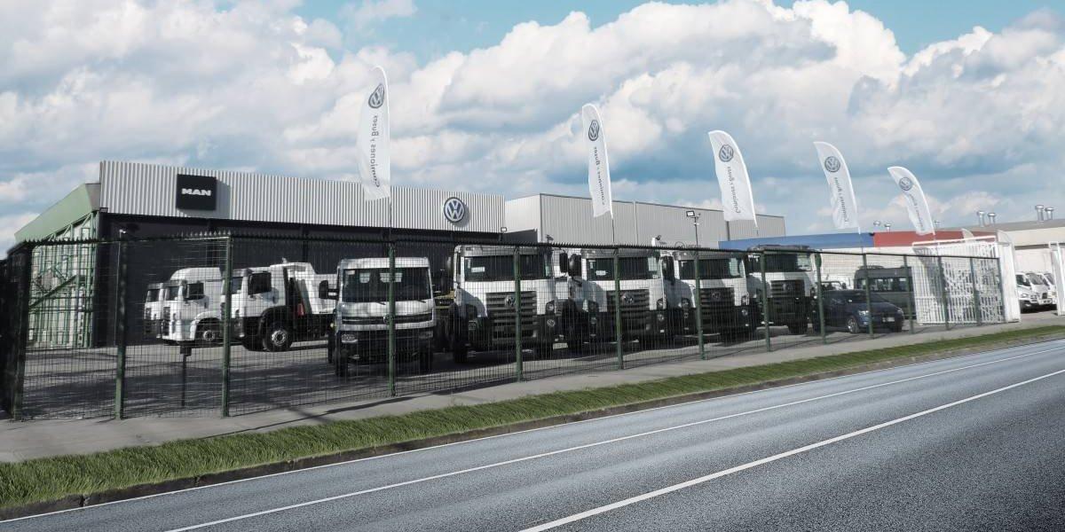 MAN y Volkswagen Camiones siguen expandiéndose en Rancagua