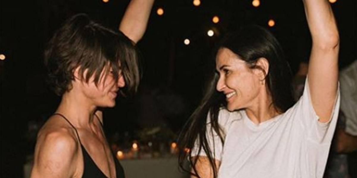 Quem é Masha Mandzuka, a suposta namorada de Demi Moore