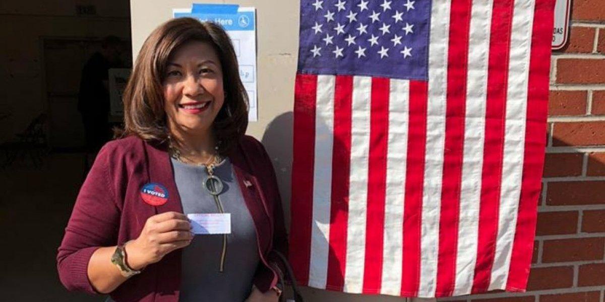 Congresista guatemalteca gana reelección en California