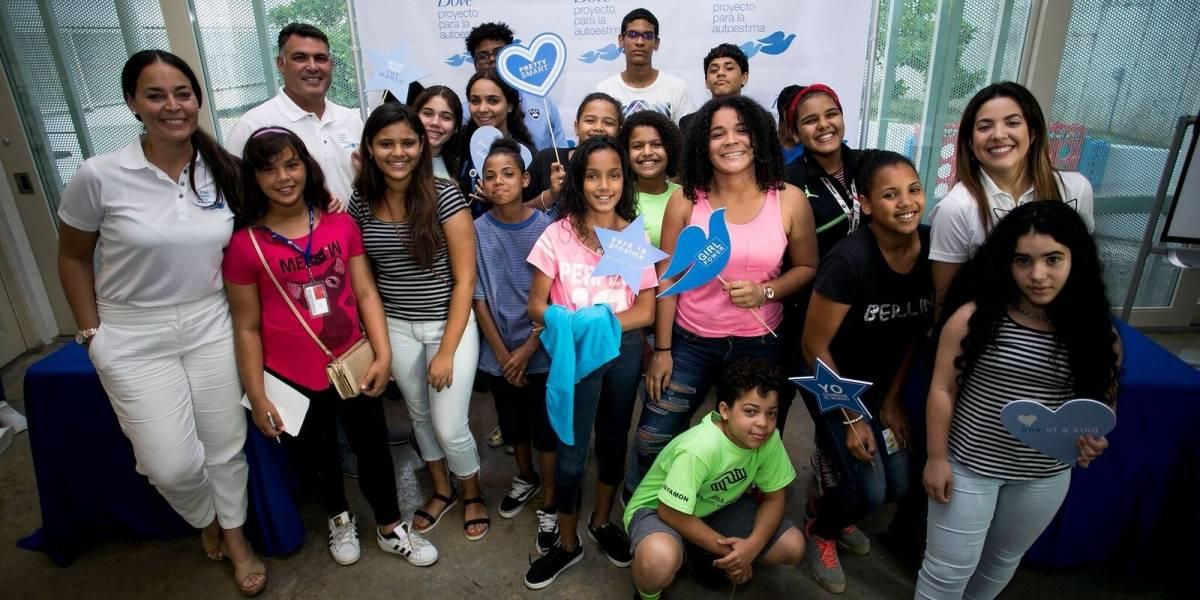 Dosis de autoestima para niños y niñas puertorriqueños