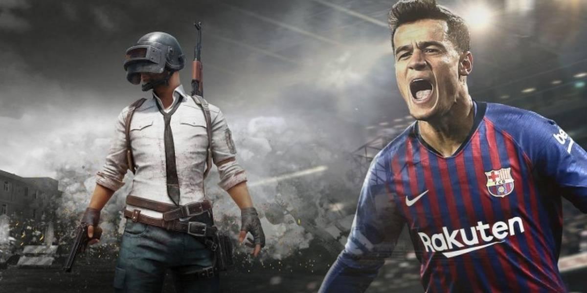 PUBG y PES 2019 se podrán descargar y jugar gratis durante este fin de semana en Xbox One