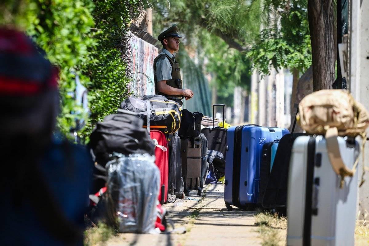 53 haitianos llegaron sin tener invitación y no pudieron volar