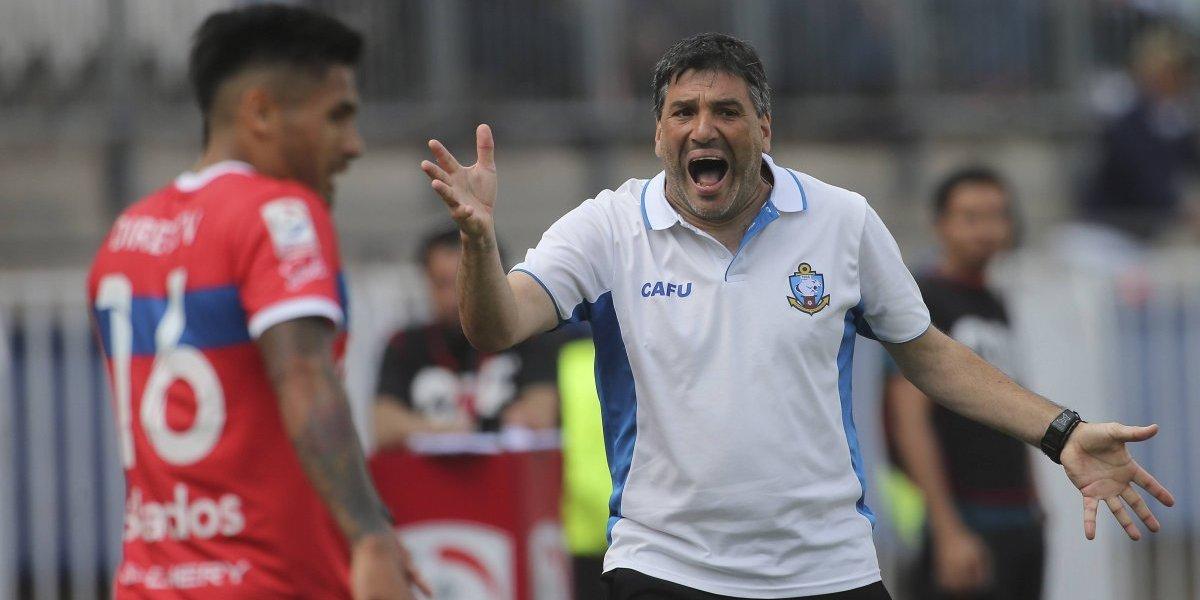 Ameli recibió un duro castigo y se perderá la lucha clave de Antofagasta por entrar a la Libertadores