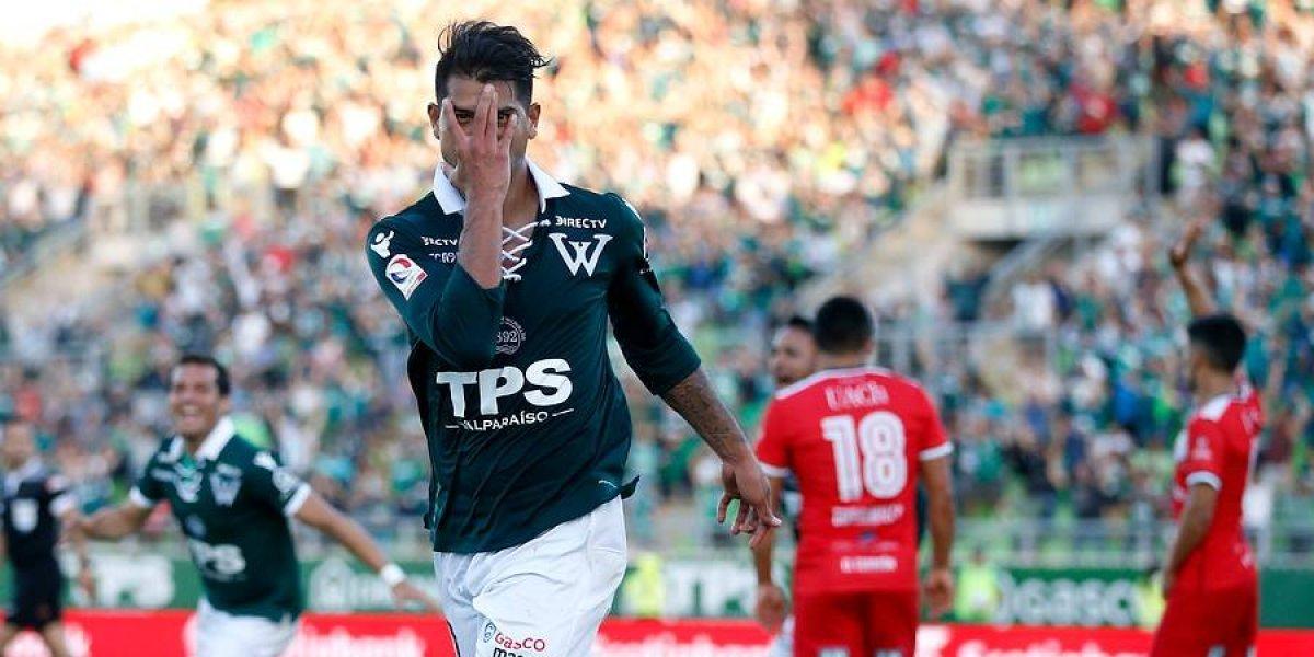 Wanderers gana en la agonía y saca una pequeña ventaja sobre Valdivia en el arranque de la liguilla de ascenso
