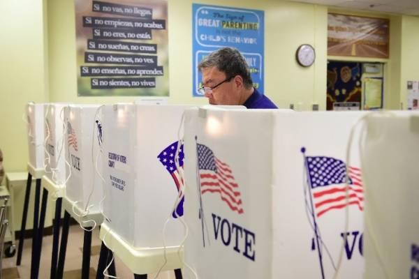 Elecciones legislativas en Estados Unidos 2018