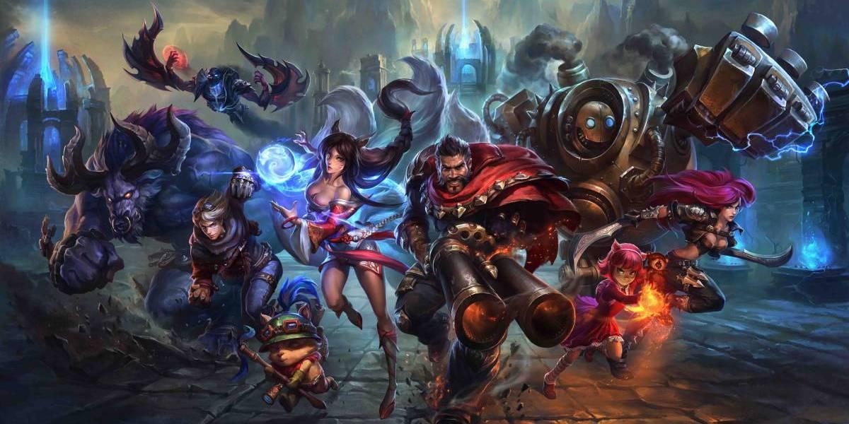 Demandan a estudio de League of Legends por discriminación de género