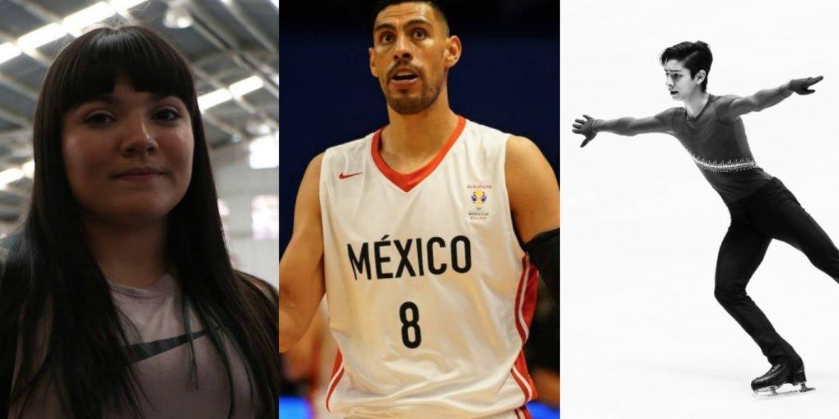Los deportistas mexicanos que han triunfado mundialmente en 2018