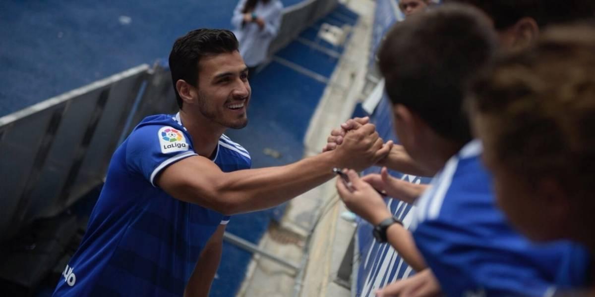 'No es lo mismo ver la segunda división que jugarla': Alanís