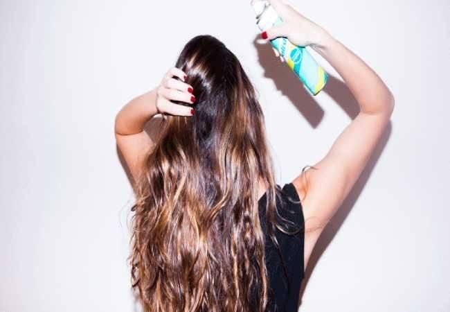 spray cabello
