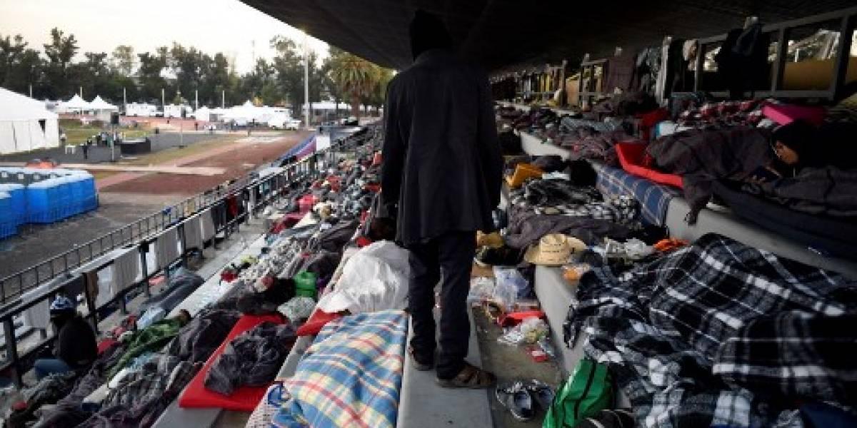 PDH insta a que se respete integridad y dignidad de los migrantes