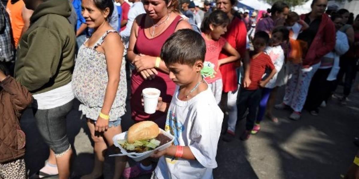 Unesco pide integrar a los niños migrantes en las escuelas