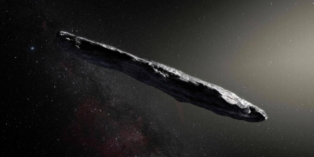 Por que cientistas dizem que o misterioso Oumuamua pode ter vindo de civilização alienígena