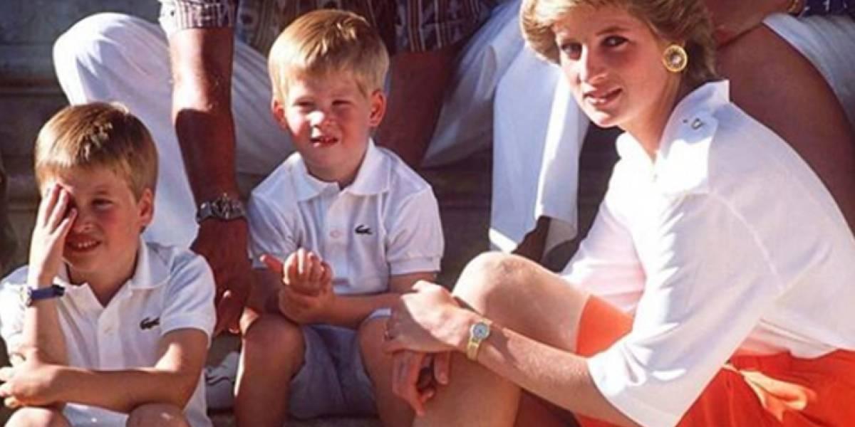 Incluso llegó a pelear con la Reina: la confesión de la princesa Diana sobre haber querido más a Harry que a William