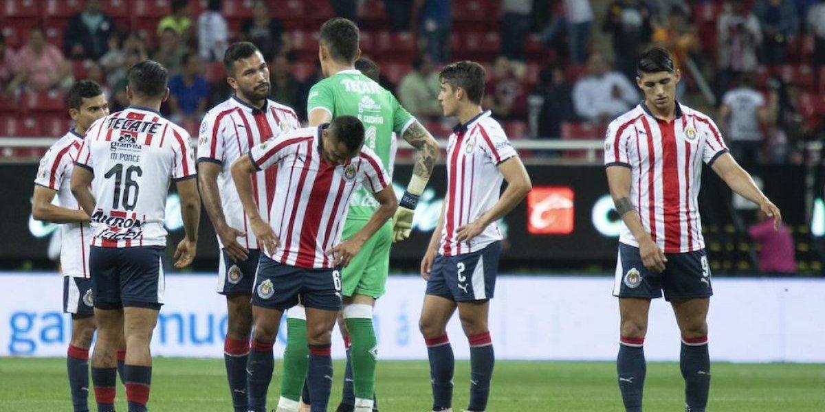 Chivas buscará un cierre digno de torneo