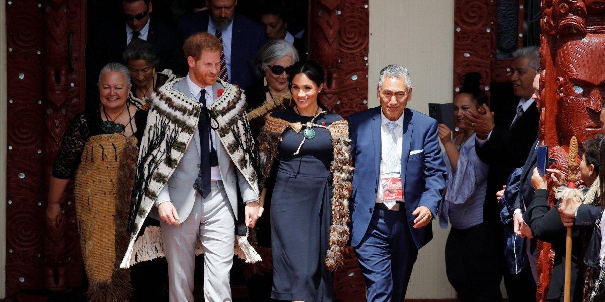 Príncipe Harry revela hábito que está deixando Meghan Markle 'insana'