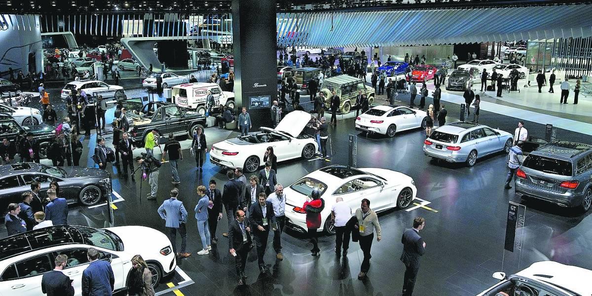 Setor aposta em carros sustentáveis no Salão do Automóvel de São Paulo