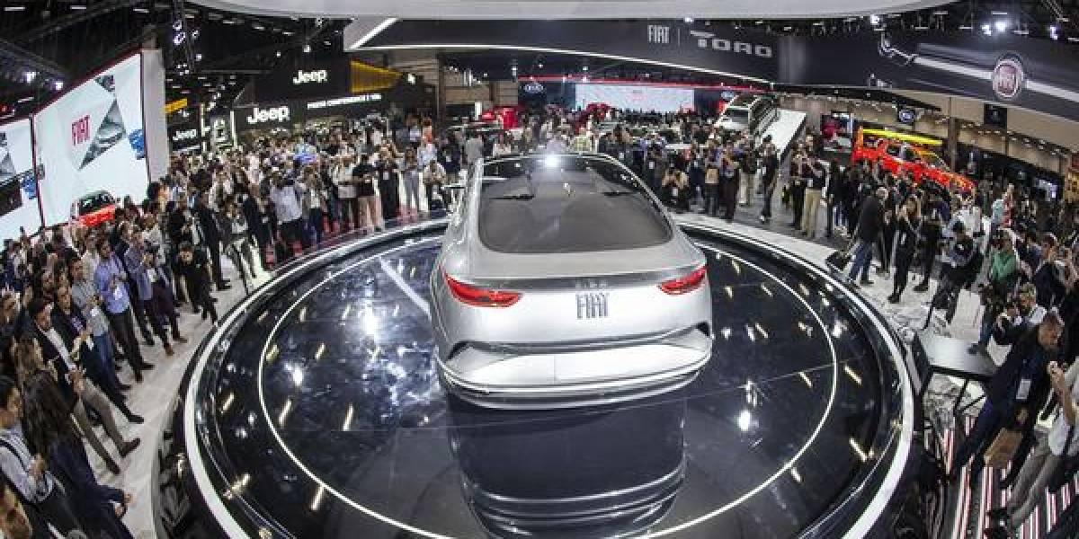 Fiat proyecta su futuro en el Salón de Sao Paulo