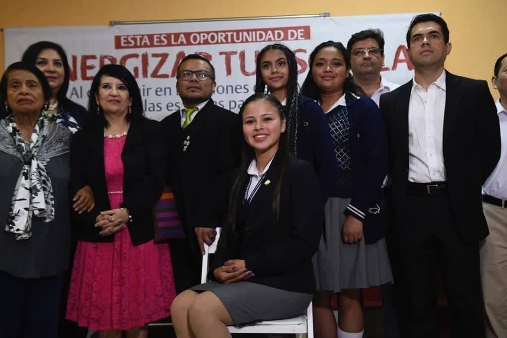 """""""Energiza tu escuela"""" invierte en las escuelas públicas. Foto: Omar Solís"""