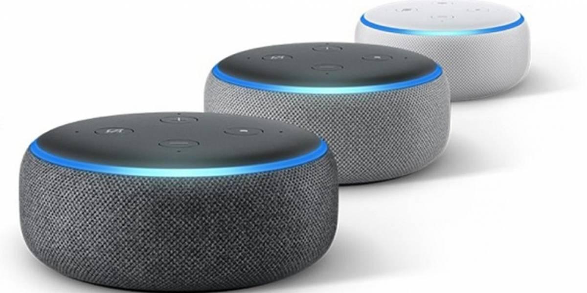 Amazon lanza Alexa y las bocinas Echo de forma oficial en México