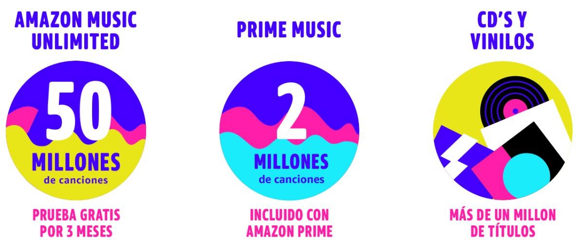 Probamos la app de Amazon Music en México