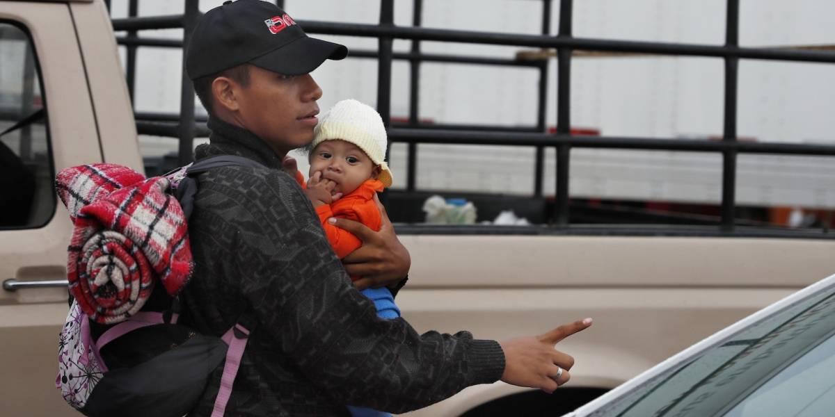 Migrantes deportados a Honduras lo intentarán de nuevo