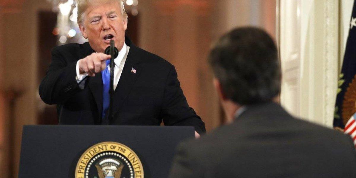 Opinión: Trump y la Prensa