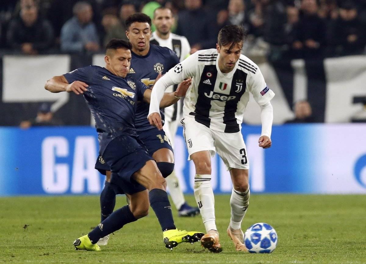 Alexis luchó en Italia / imagen: AP