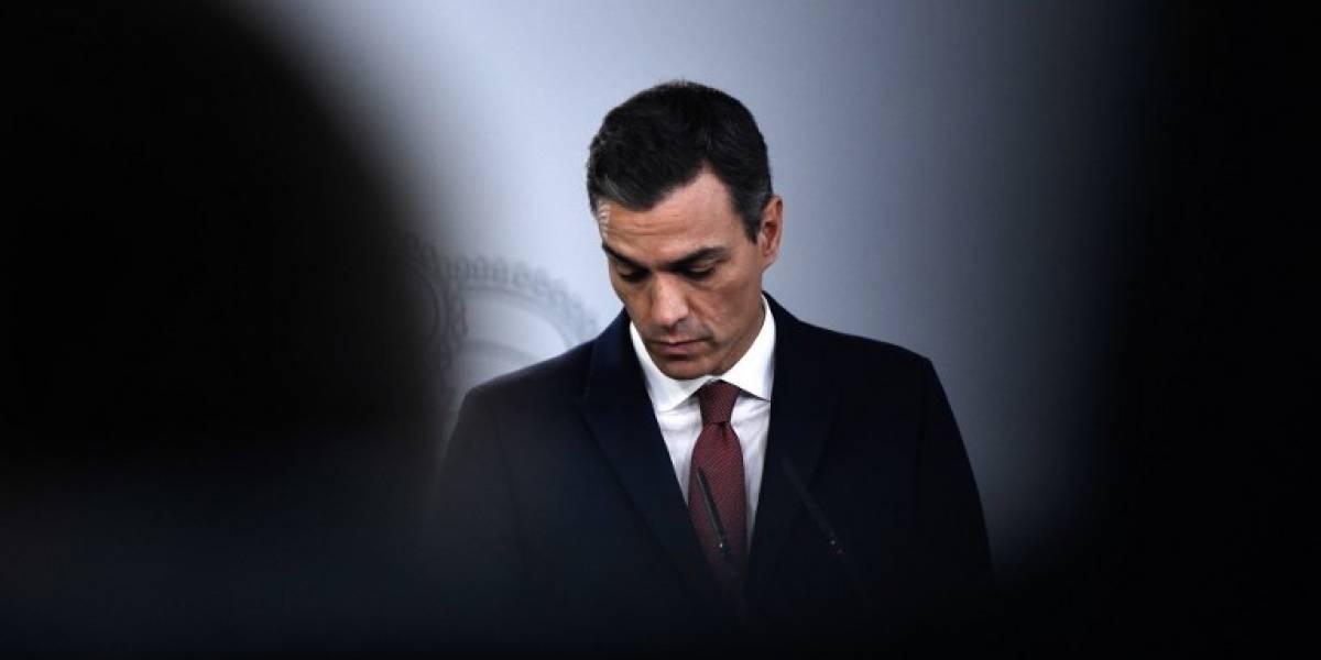 Arrestan a hombre que amenazó con asesinar al presidente español