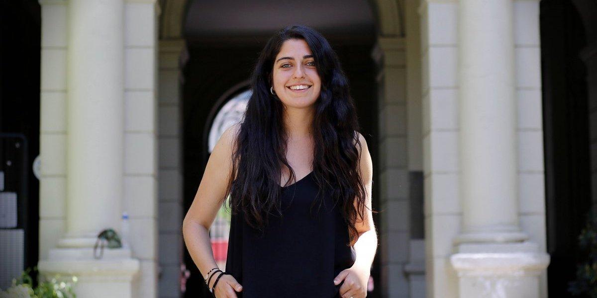 """Belén Larrondo nueva presidenta FEUC: """"Para el gremialismo el feminismo nunca fue primordial"""""""