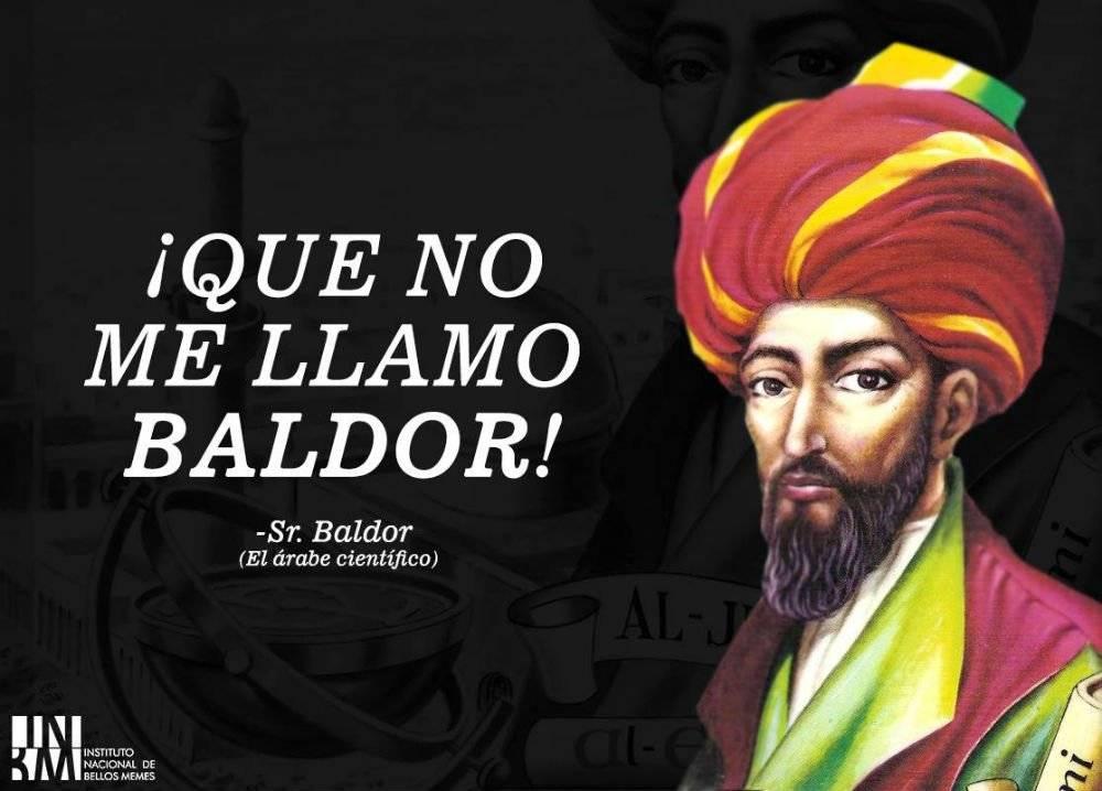 Foto: FacebookInstituto Nacional de Bellos Memes